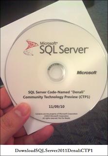 SQL Server 2011 Denali-CTP1